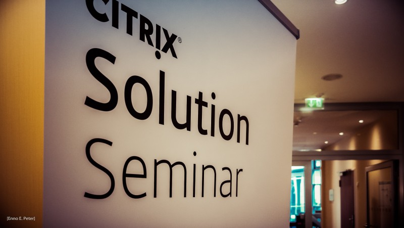 Citrix Solution Seminar